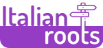Italian Roots Mobile Logo